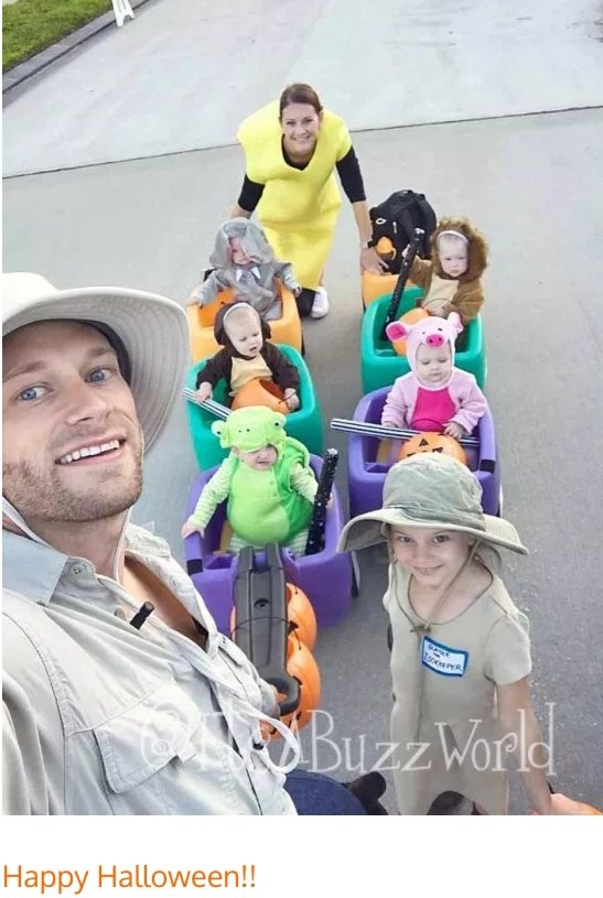 The Busby Family of 'OutDaughtered' – A Little Bit of Everything…And